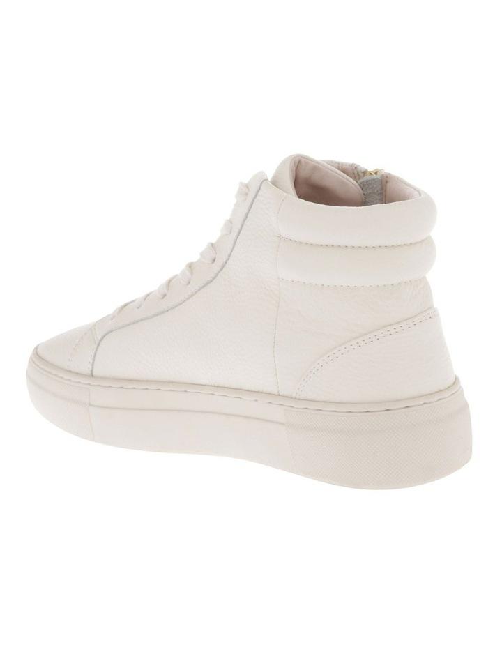 Blake White Cow Leather Sneaker image 2
