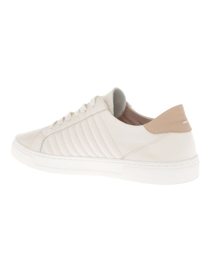 Carson White Cow Leather Sneaker image 2