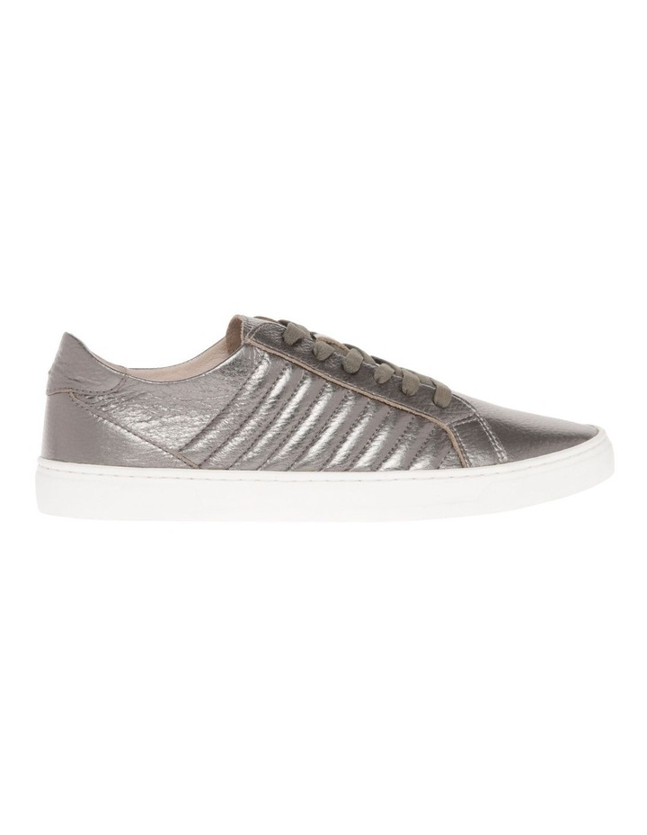 Carson Pewter Leather Sneaker image 1