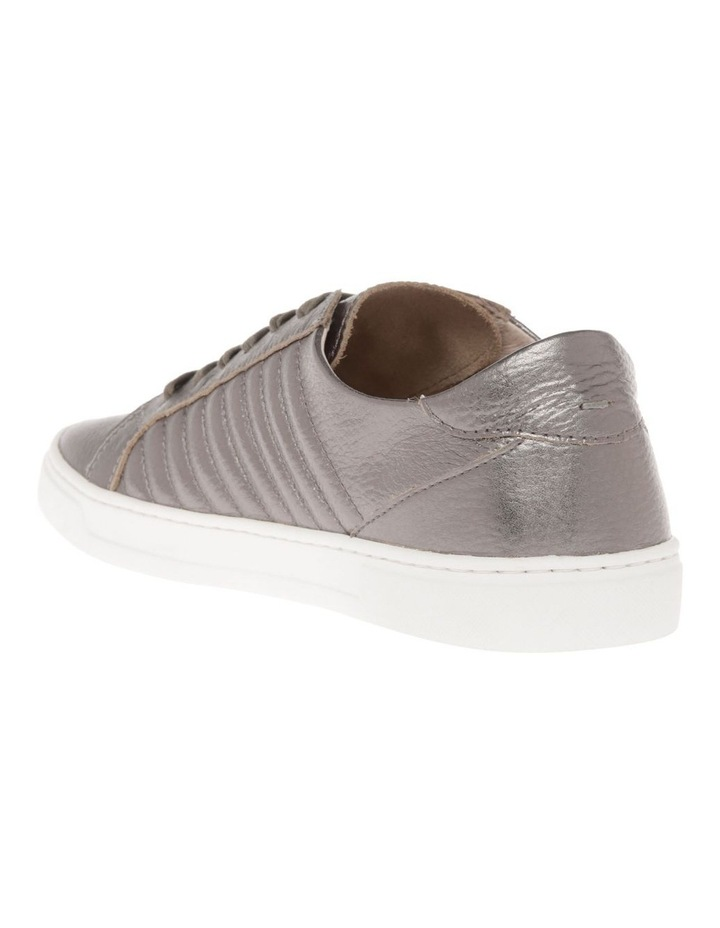 Carson Pewter Leather Sneaker image 2