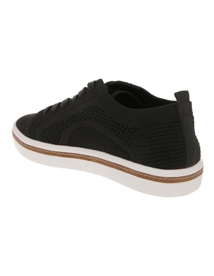 Savannah Black Flyknit Sneaker image 2