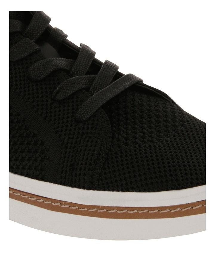 Savannah Black Flyknit Sneaker image 4