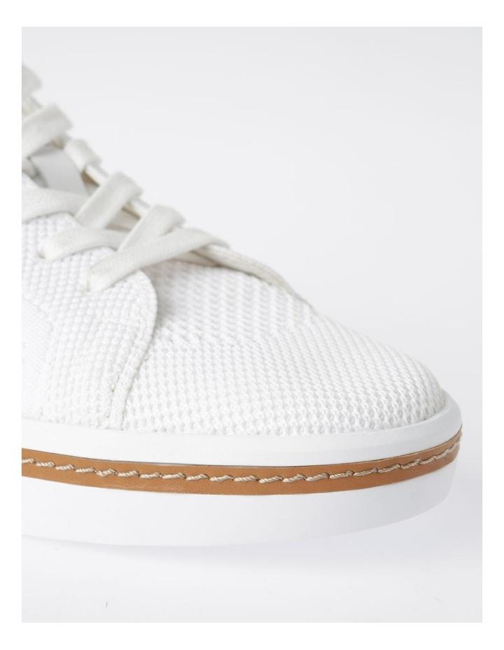 Savannah White Flyknit Sneaker image 5
