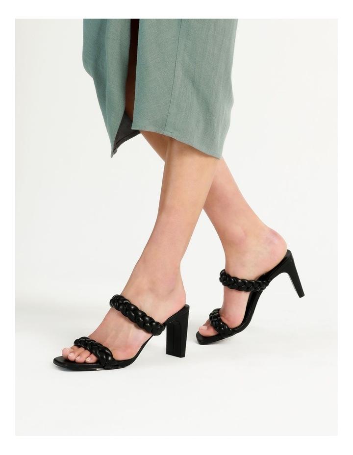 Katy Black Sandal image 2