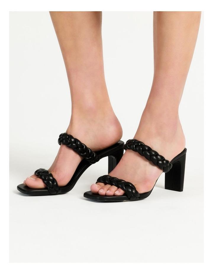 Katy Black Sandal image 4