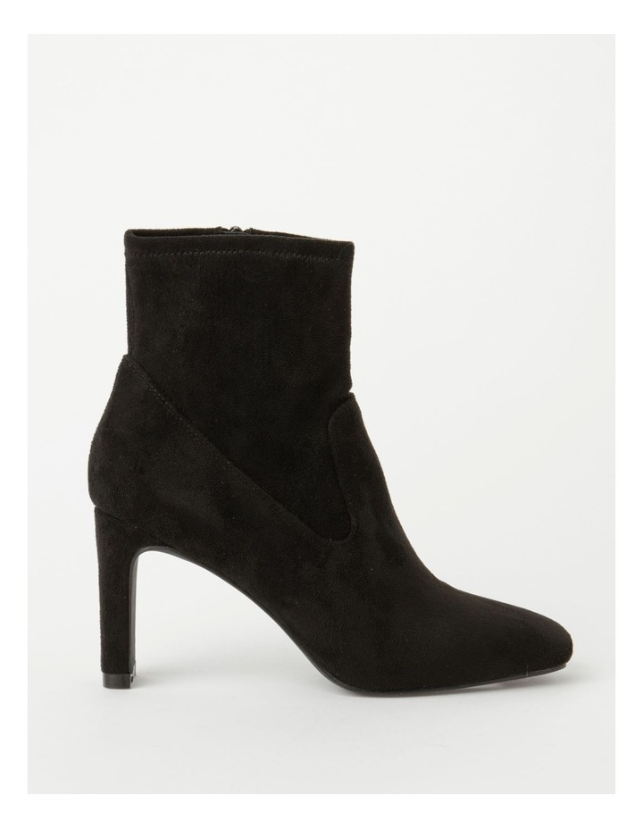 Tilly Black Micro Boot image 1