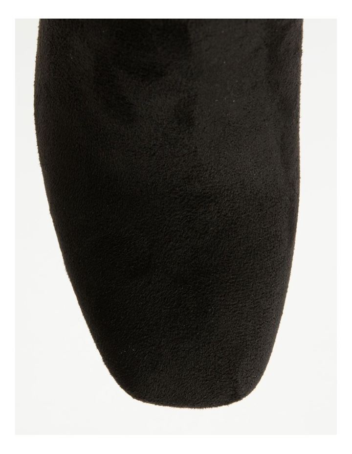 Tilly Black Micro Boot image 2
