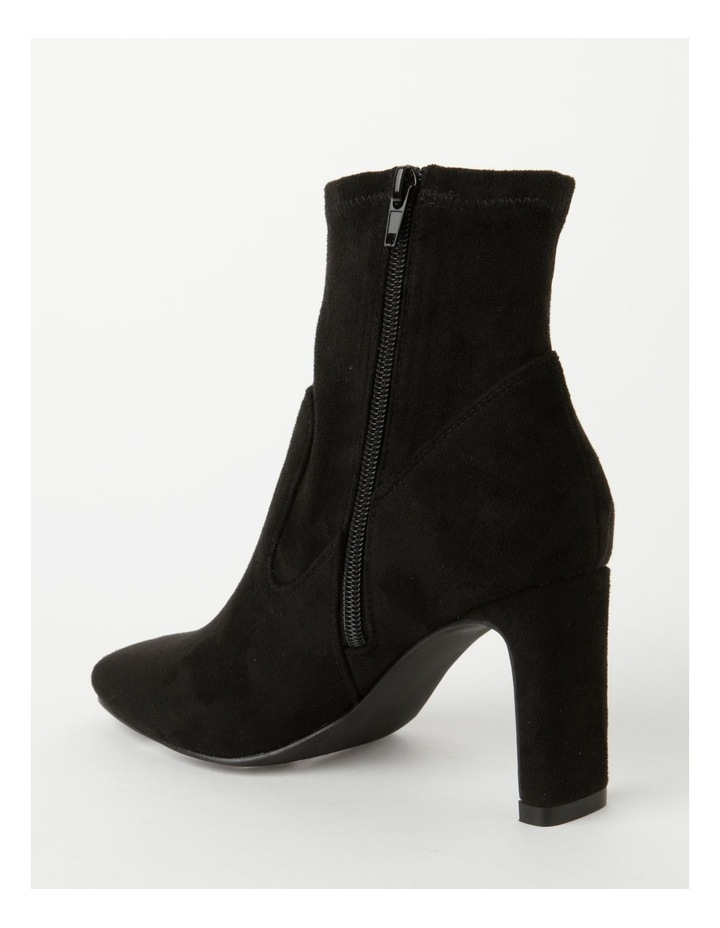 Tilly Black Micro Boot image 3