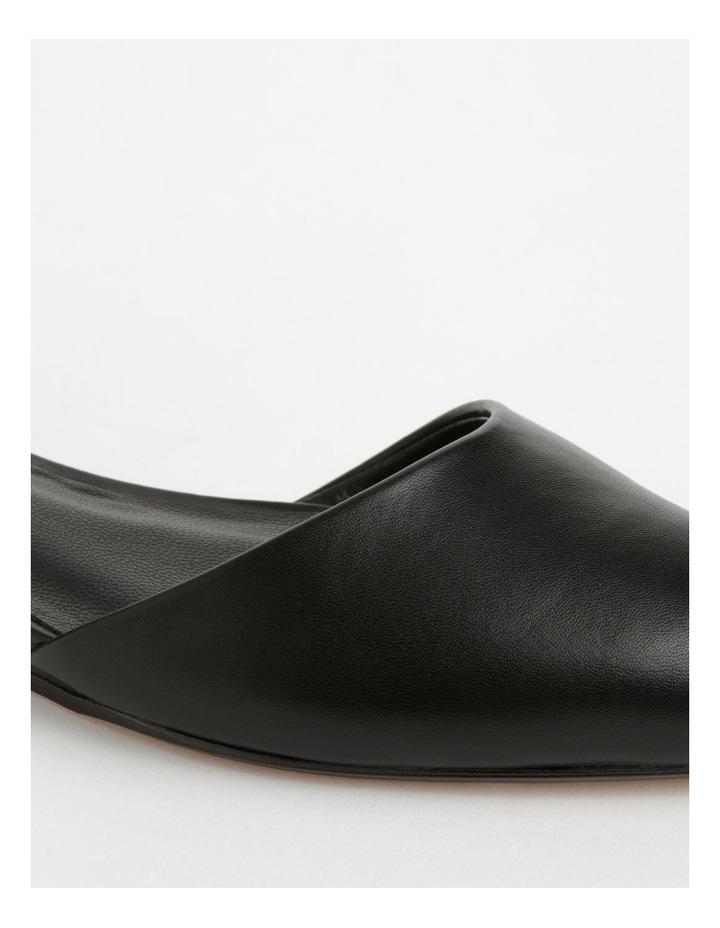 Kendall Black Flat Shoes image 4