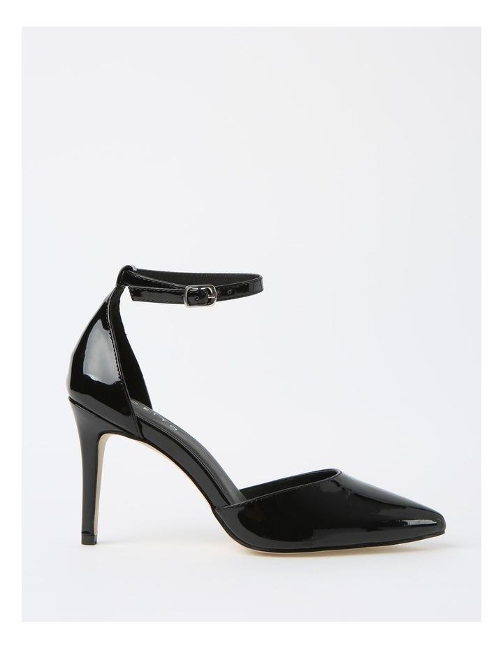 Alex Black Heeled Shoes image 1