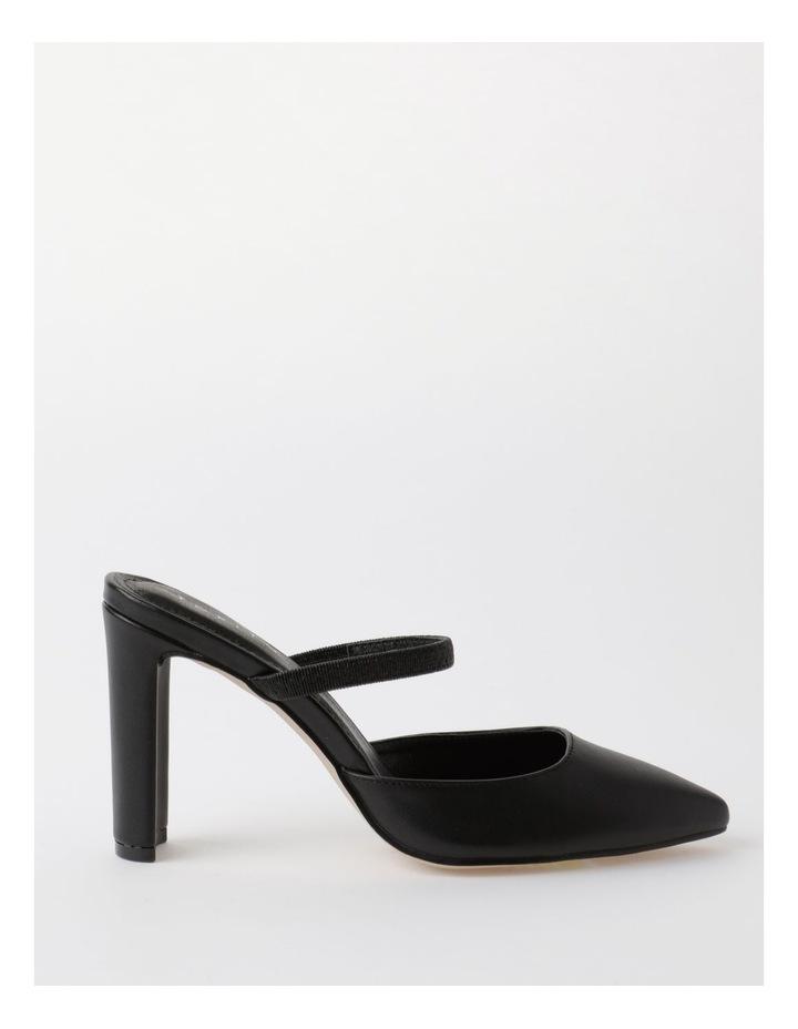 Keeley Black Heeled Shoes image 1