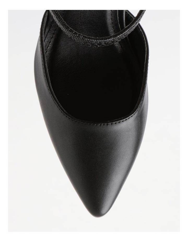 Keeley Black Heeled Shoes image 2