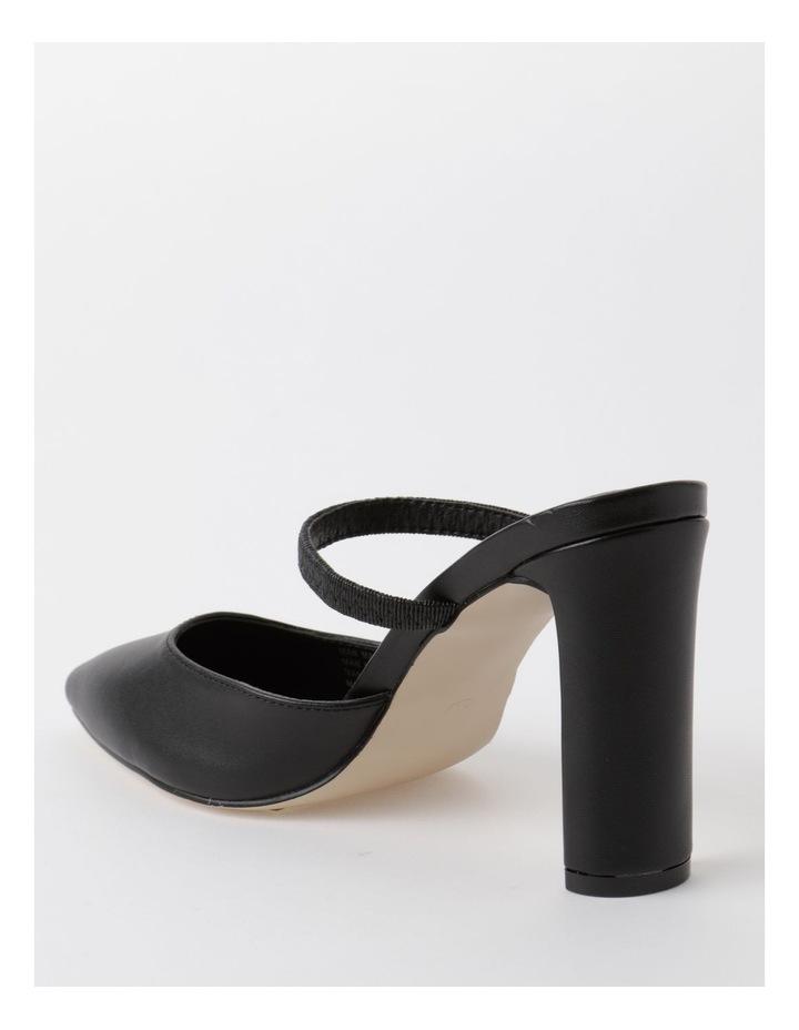 Keeley Black Heeled Shoes image 3