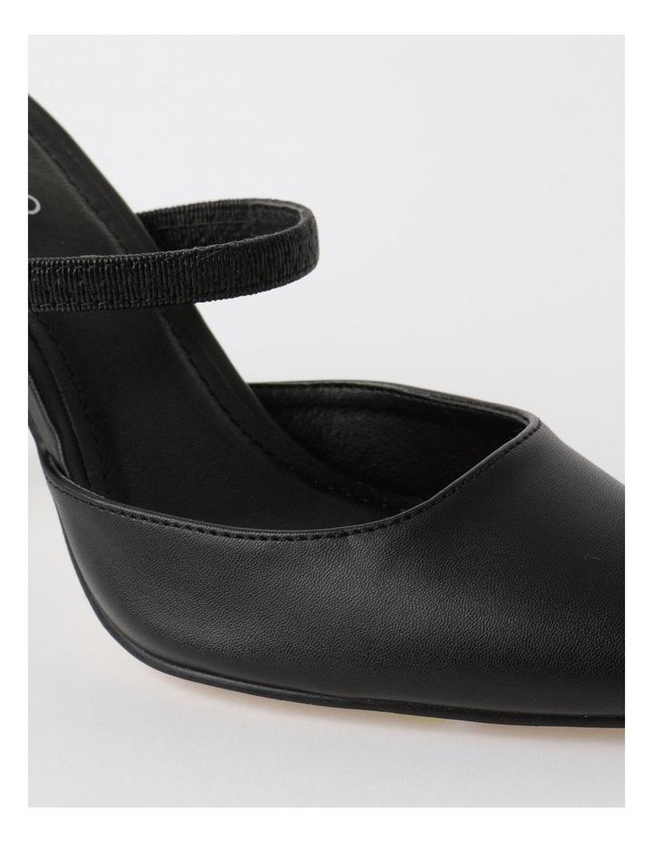 Keeley Black Heeled Shoes image 4