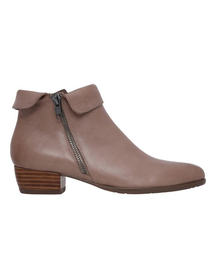 Zippy Smoke Leather Boot image 1