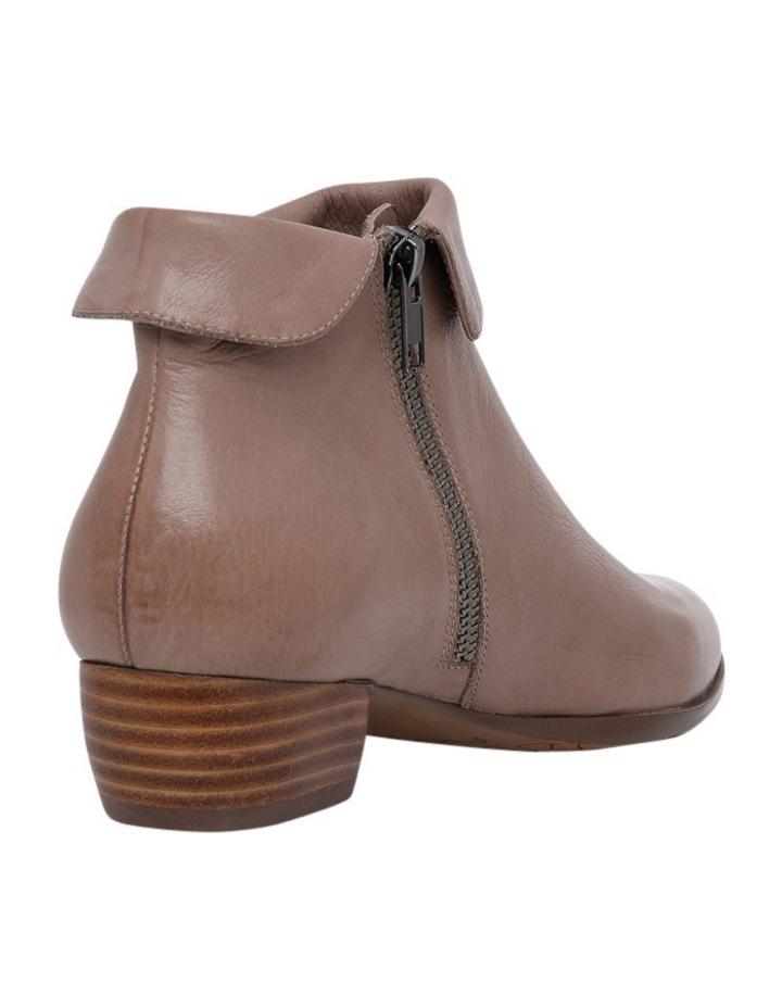 Zippy Smoke Leather Boot image 2