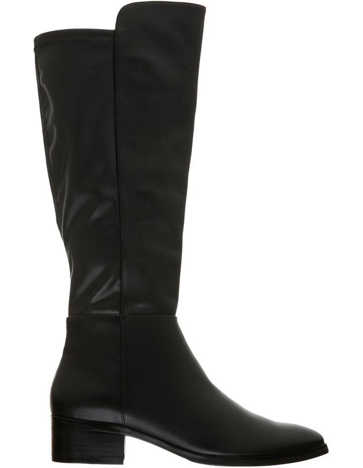 Terminus Black Leather Boot image 1