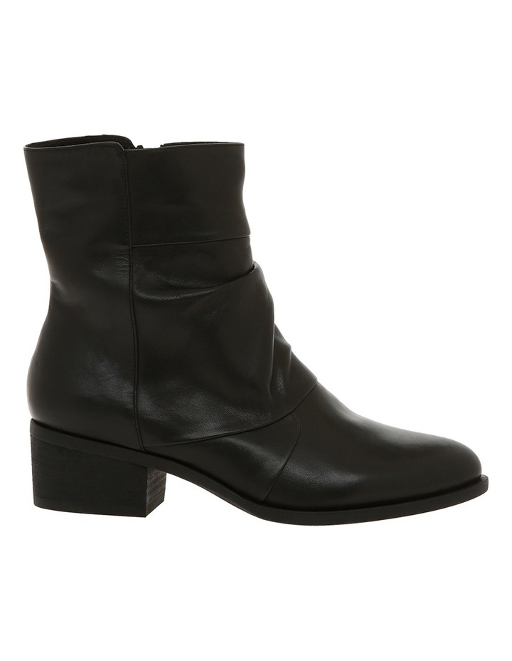 Haven Black Leather Boot image 1