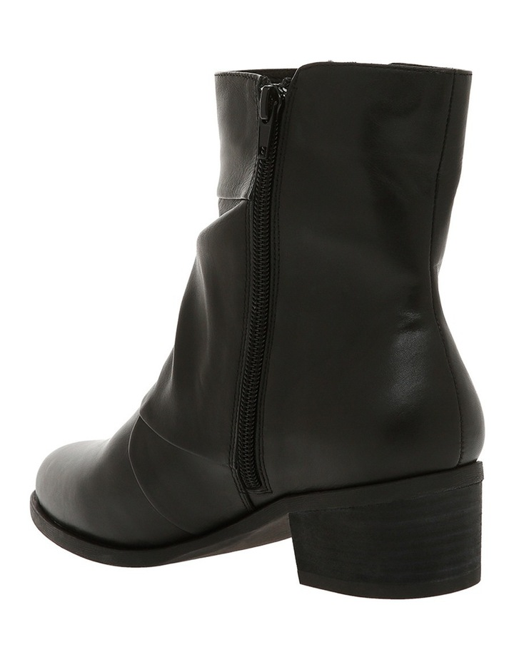 Haven Black Leather Boot image 2