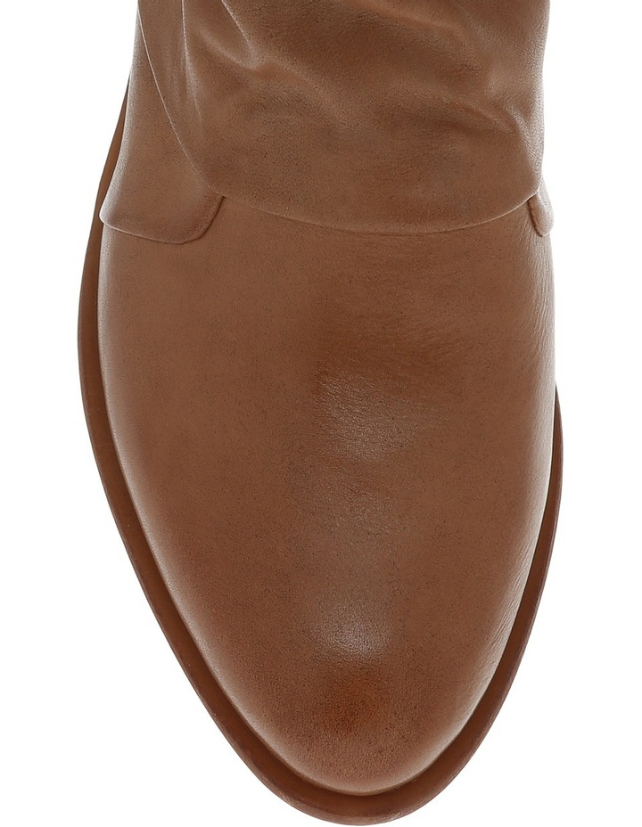 Haven Tan Leather Boot image 3