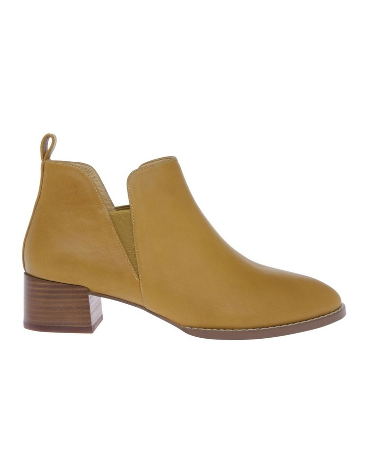 Anne Mustard Leather Boot image 1