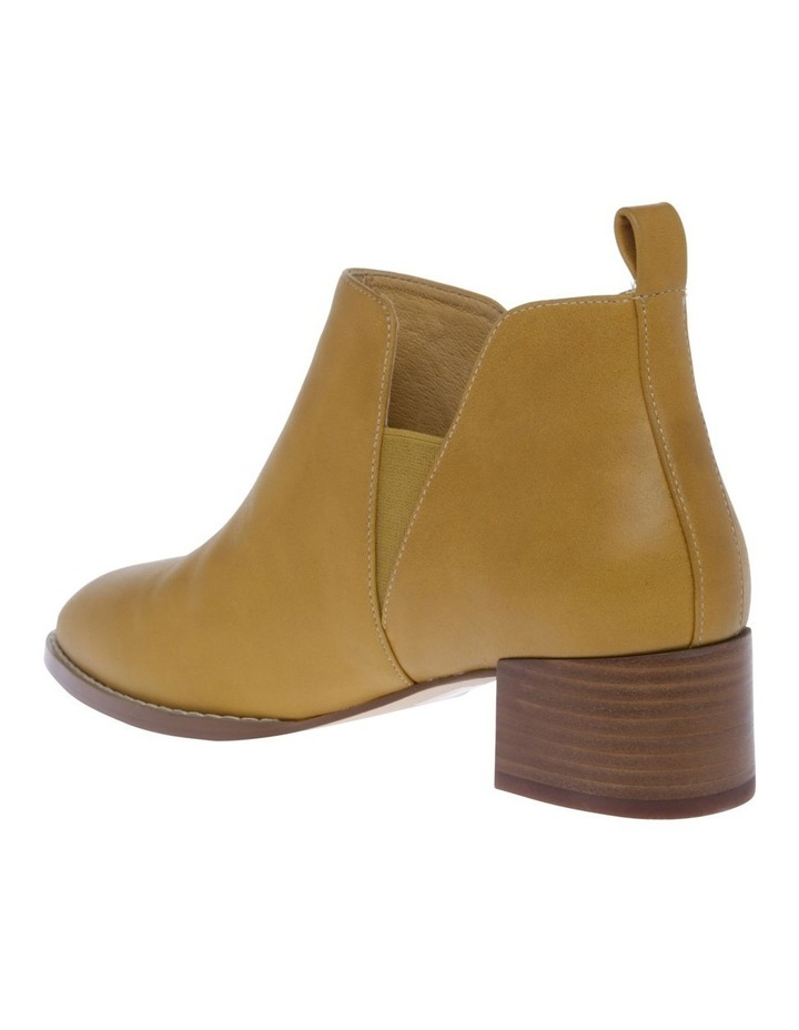 Anne Mustard Leather Boot image 2