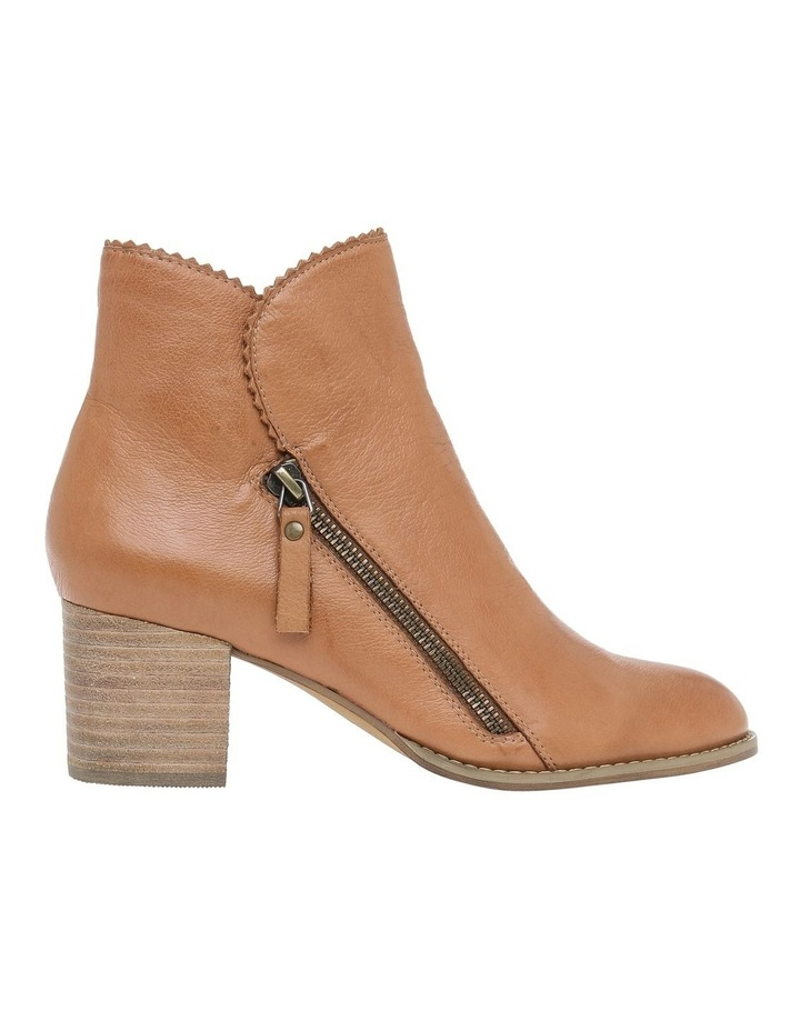 Shayna Tan Leather Boot image 1