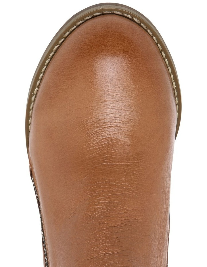 Shayna Tan Leather Boot image 3