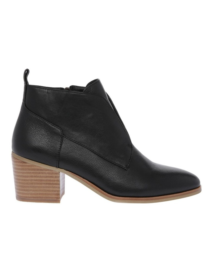 Smith Black Leather Boot image 1
