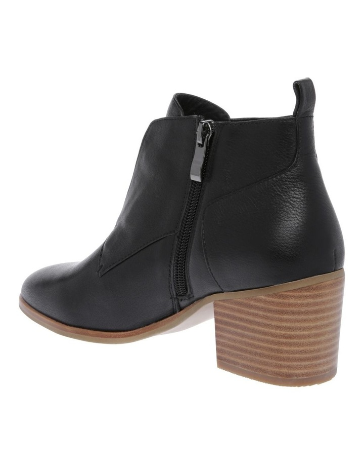 Smith Black Leather Boot image 2