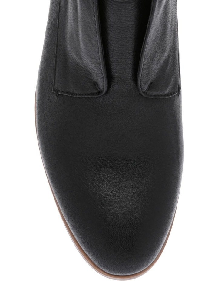 Smith Black Leather Boot image 3