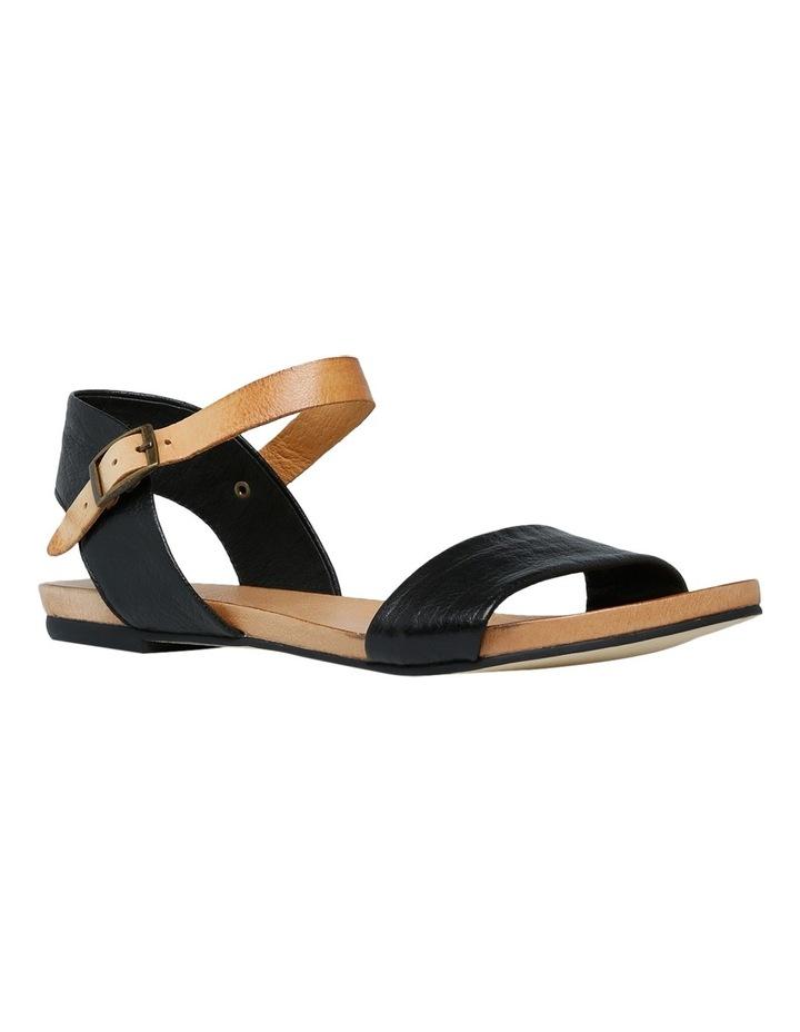 Jungle Black/Tan Strap Sandal image 2