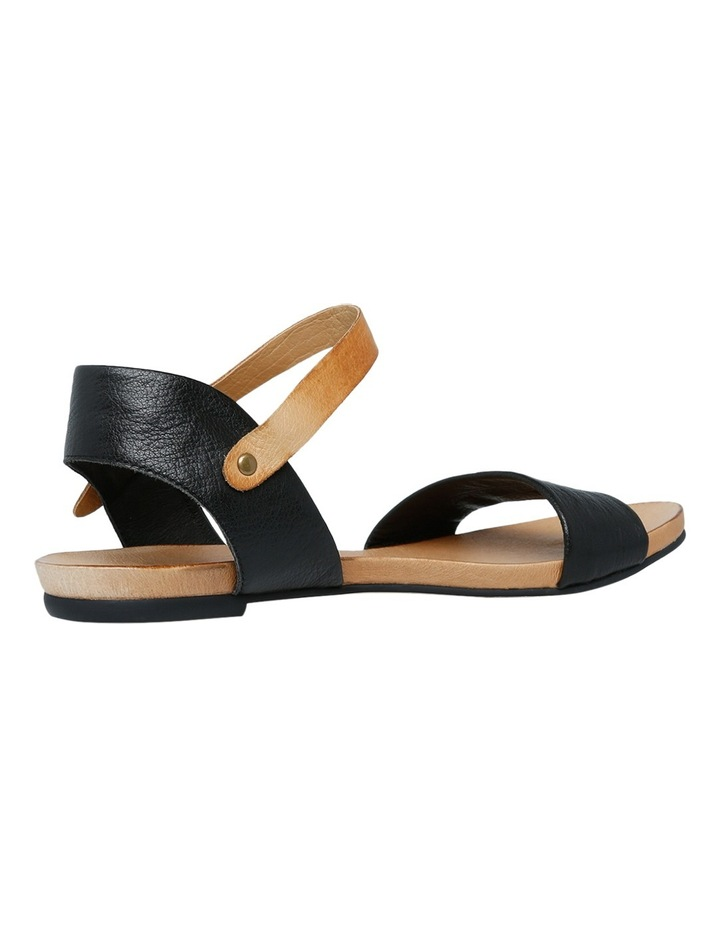 Jungle Black/Tan Strap Sandal image 3