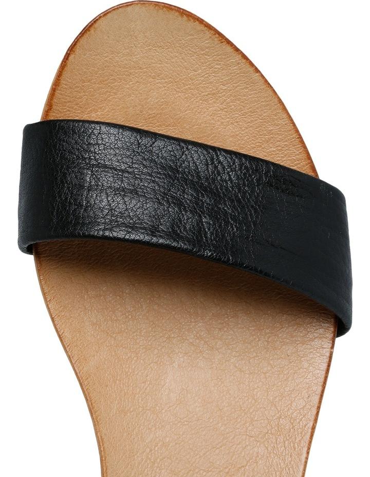 Jungle Black/Tan Strap Sandal image 4