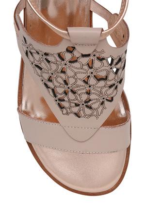 Zazou - Dusk Nude Sandal