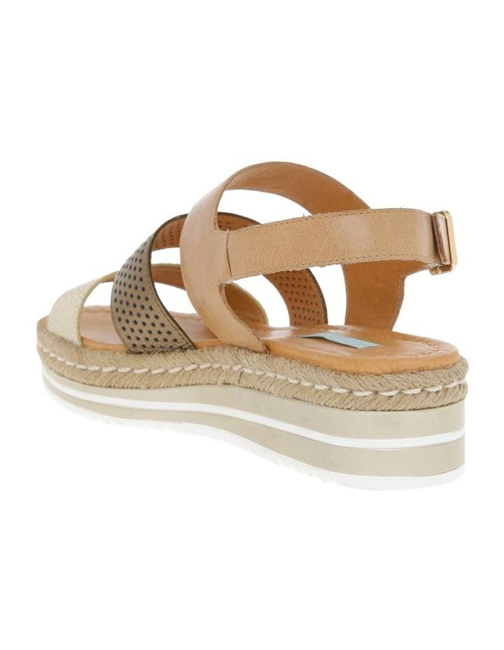Ari Tan Leather Sandal image 2
