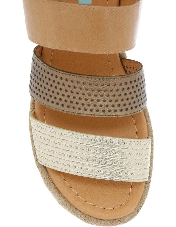 Ari Tan Leather Sandal image 3