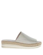 Zazou - Alvie Gold Leather Sandal