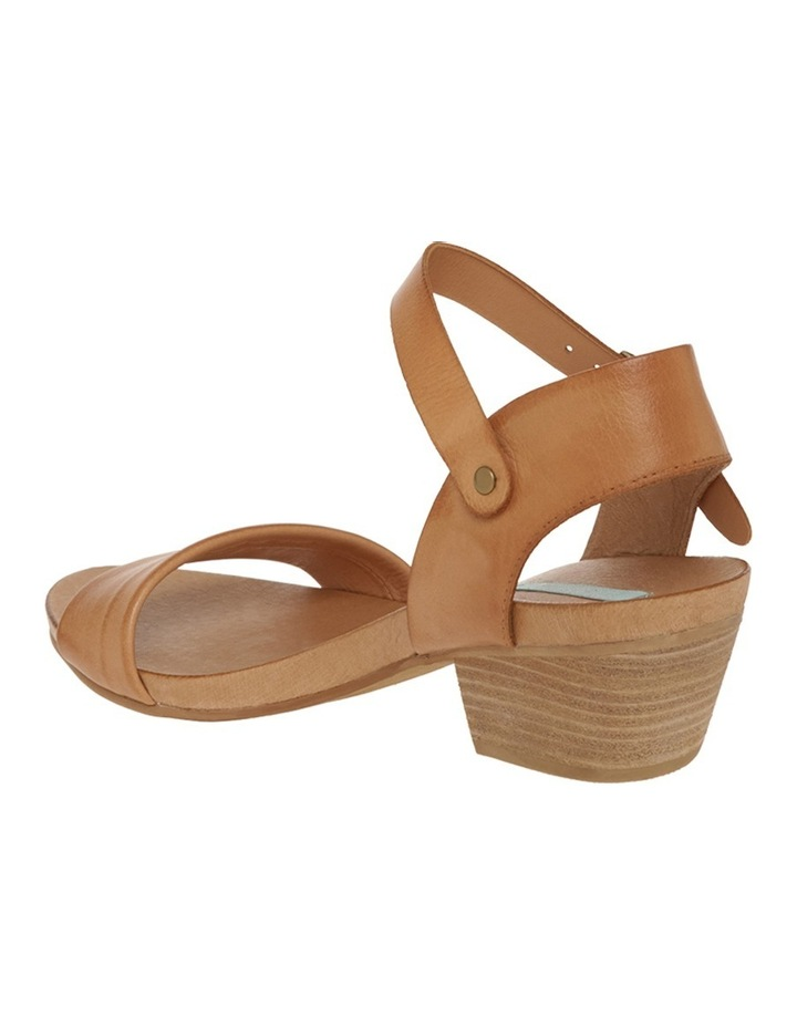 Connie Tan Leather Sandal image 2
