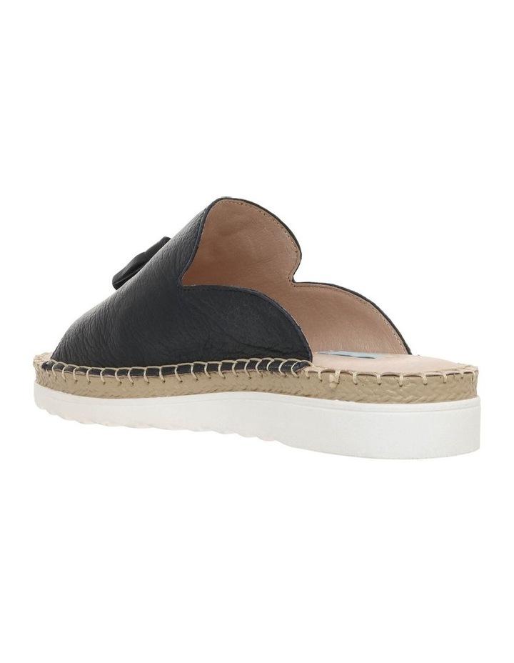 Madeleine Navy Leather Sandal image 2
