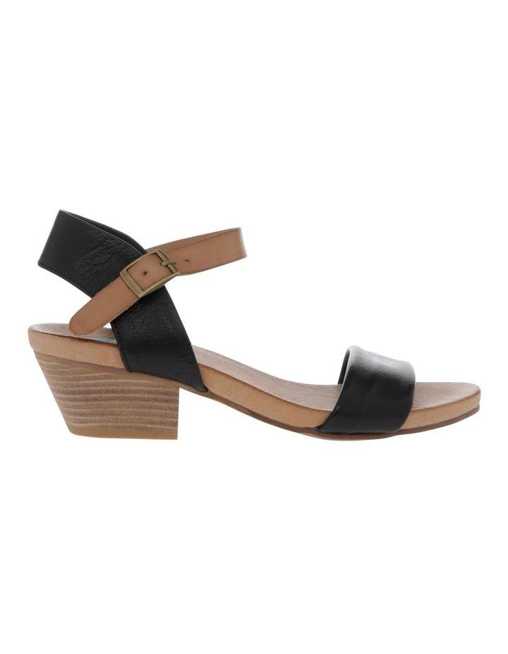 Contra Black/Tan Sandal image 1