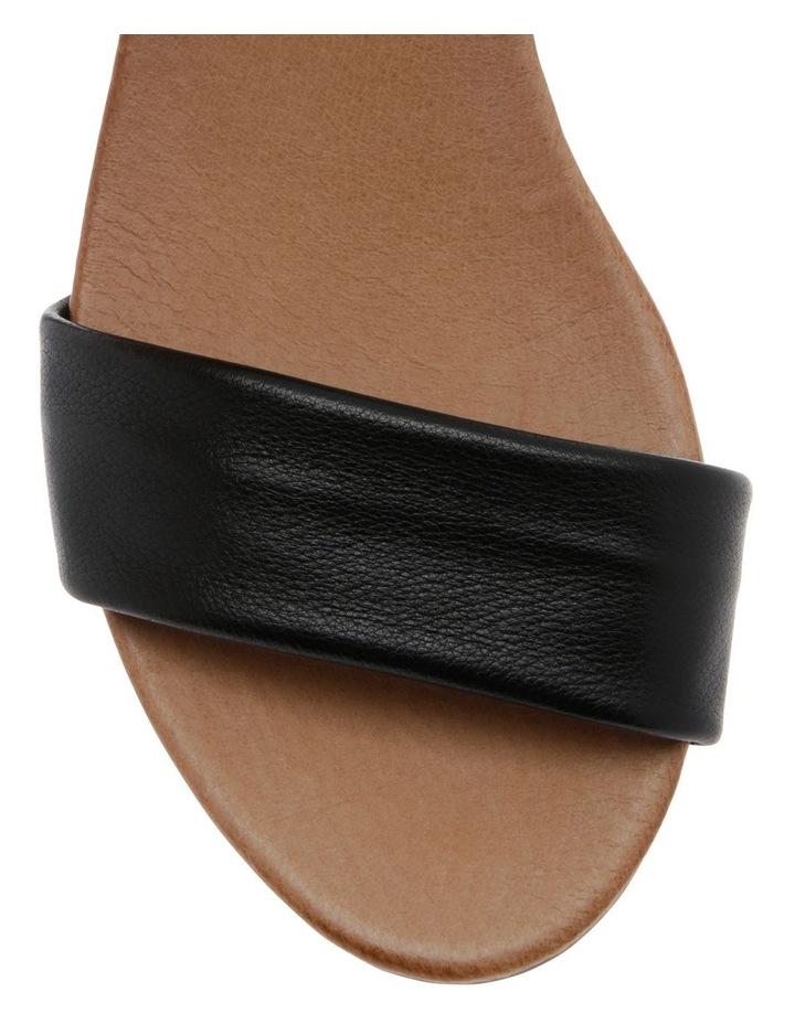 Contra Black/Tan Sandal image 3