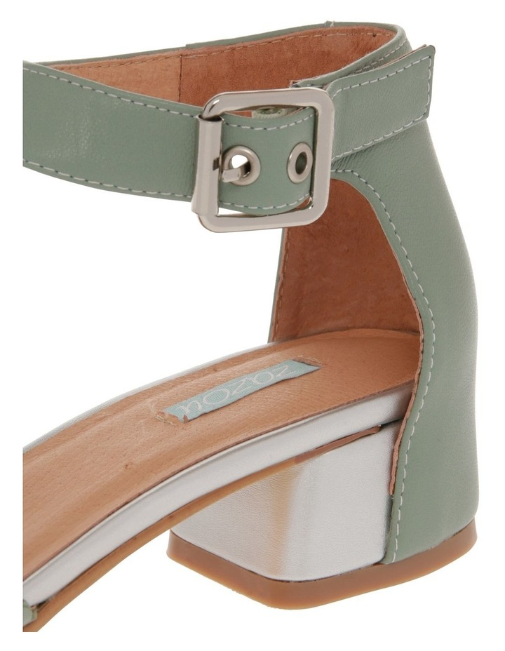 Andy Green Leather Sandal image 4
