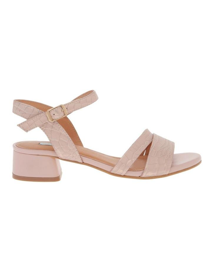 Sydney Beige Leather Sandal image 1