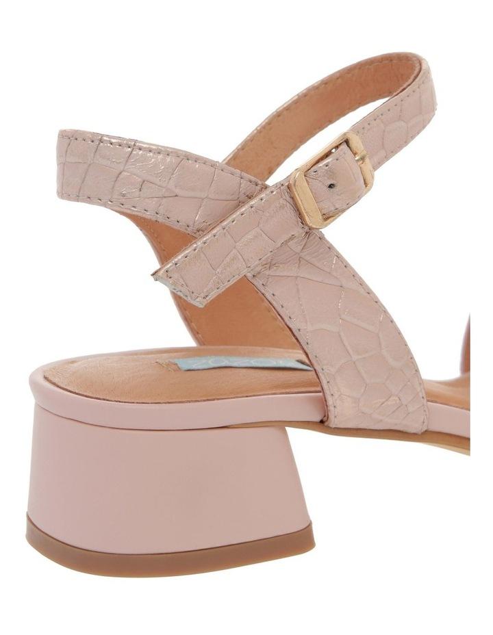 Sydney Beige Leather Sandal image 4