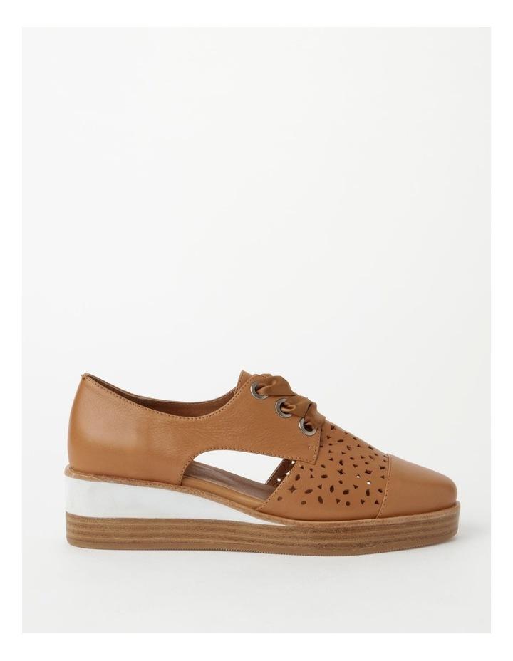 South Tan Flat Shoe image 1