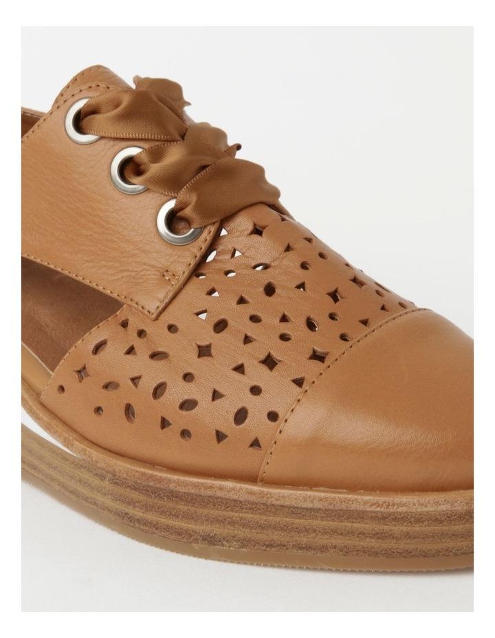 South Tan Flat Shoe image 4