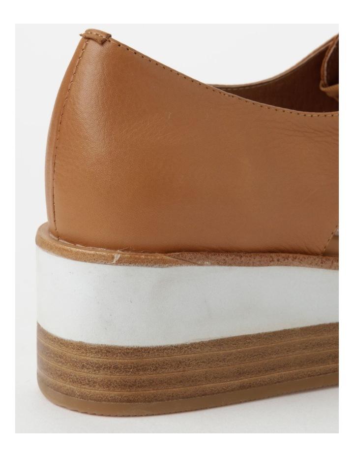 South Tan Flat Shoe image 5
