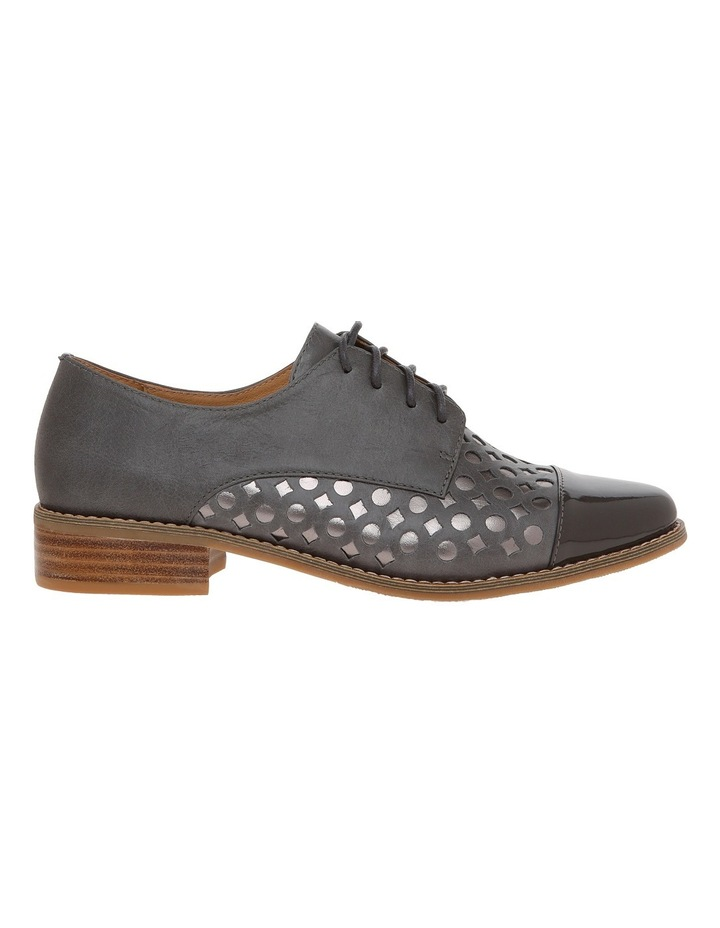 Sybil Pewter Leather Pump image 1