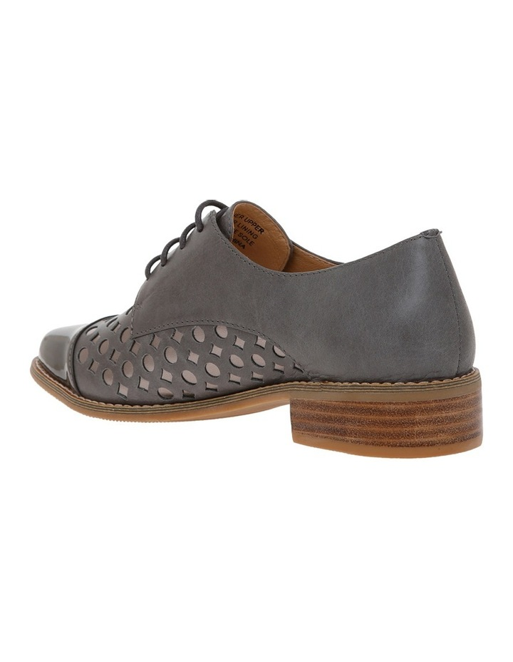 Sybil Pewter Leather Pump image 2